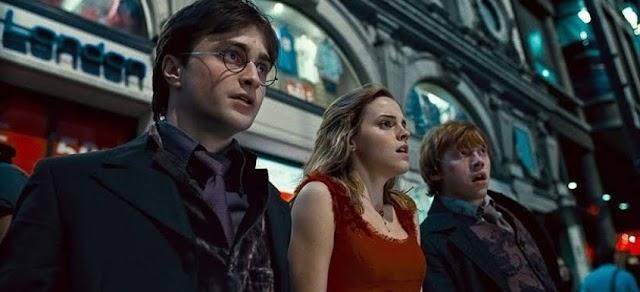 Hoje tem maratona de Harry Potter na TV a partir das 15hrs