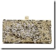 Jimmy Choo Sequined Clutch Bag