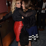 OIC - ENTSIMAGES.COM -  Kierston Wareing and Lucy Scarlett O'Brien at the  My Hero Film Premiere at Raindance Film Festival London 25th September 2015 Photo Mobis Photos/OIC 0203 174 1069