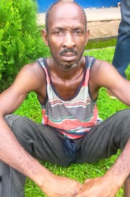 Farmer captured for killing plantain criminal