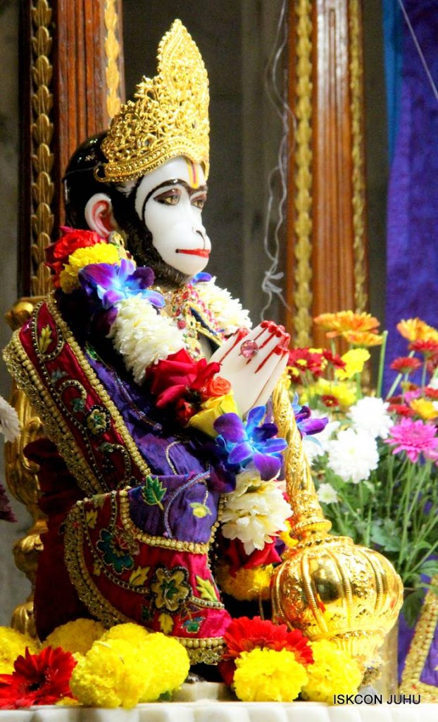 ISKCON Juhu Sringar Deity Darshan 29 Jan 2016 (47)