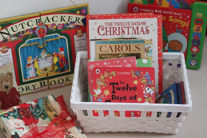Christmas books Montessori,
