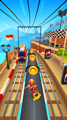 Subway Surfers  mod screenshots 3
