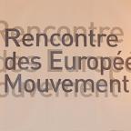 Assemblée des Français de l'Etranger « L'Europe en Mouvement »