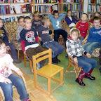 Büchereibesuch der 1. Klasse