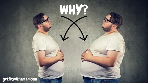 Number One Fat Burning Tip - why do we get fat?
