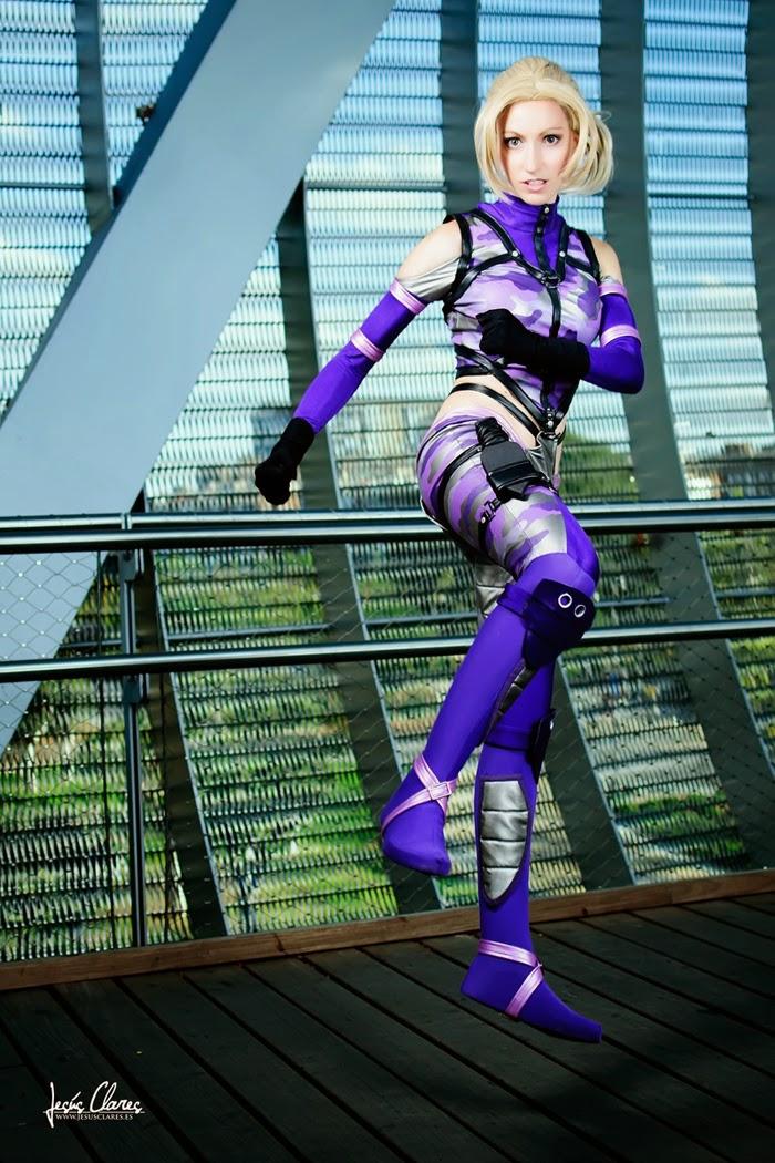 Bộ ảnh cosplay Tekken cực chất đến từ Đức - Ảnh 4