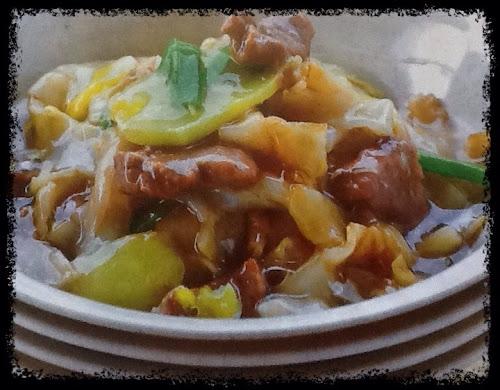 Resepi Kuetiau Kantonis Daging