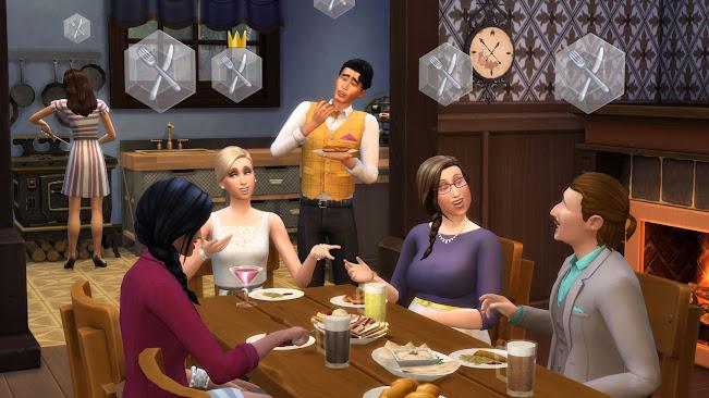 De Sims 4 Beleef het Samen clubs