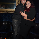 WWW.ENTSIMAGES.COM -   Craig Revel Horwood    and Lisa Riley  at       West End Bares 2013 at Café de Paris, 3-4 Coventry Street, London September  1st 2013                                                Photo Mobis Photos/OIC 0203 174 1069