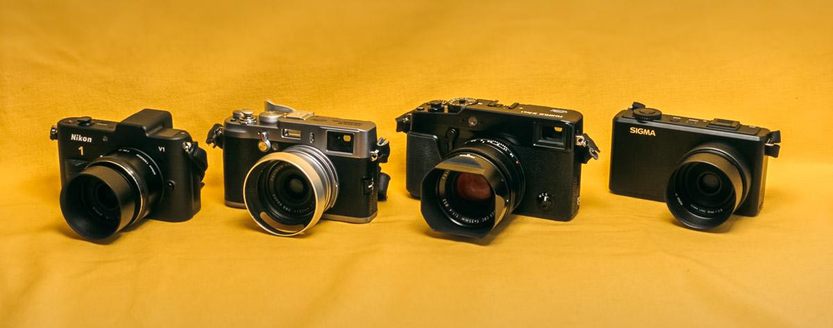 máquinas fotográficas 2014