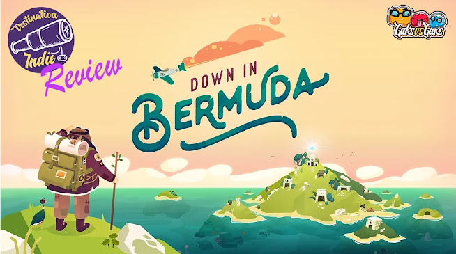 Getting lost, Down in Bermuda - A review.