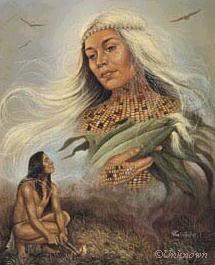 Corn Woman, Gods And Goddesses 7