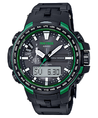 Casio Edifice Multihand : ef-305