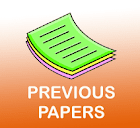 PREVIOUS PAPERS