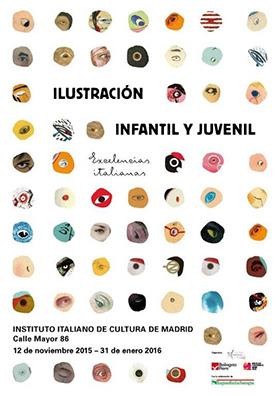 Exposición 'Ilustración infantil y juvenil. Excelencias italianas'