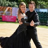WWW.ENTSIMAGES.COM -   Anton du Beke and Erin Boag at THE SUNWALK LONDON 2013                                                  Photo Mobis Photos/OIC 0203 174 1069