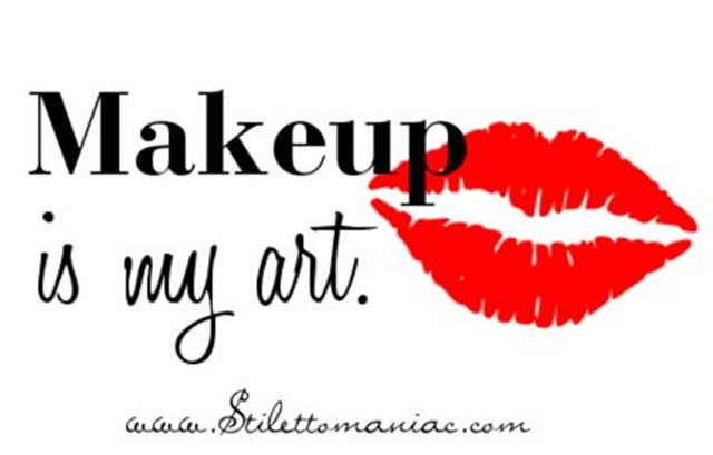 makeup is my art