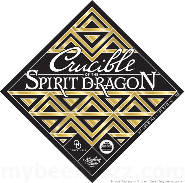 Modern Times - Crucible Of The Spirit Dragon