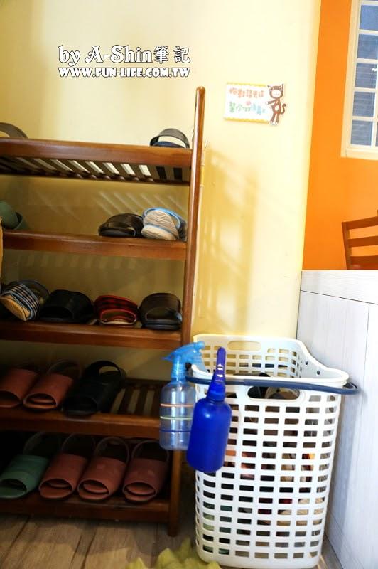 這裡有貓輕食屋cafe