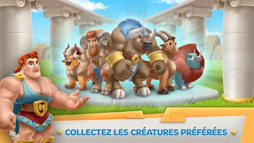 Legends Of Olympus: Jeu de Ville & Agriculture  captures d'écran 1