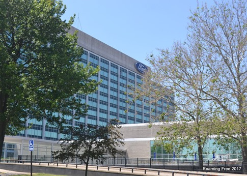 Ford World Headquarters
