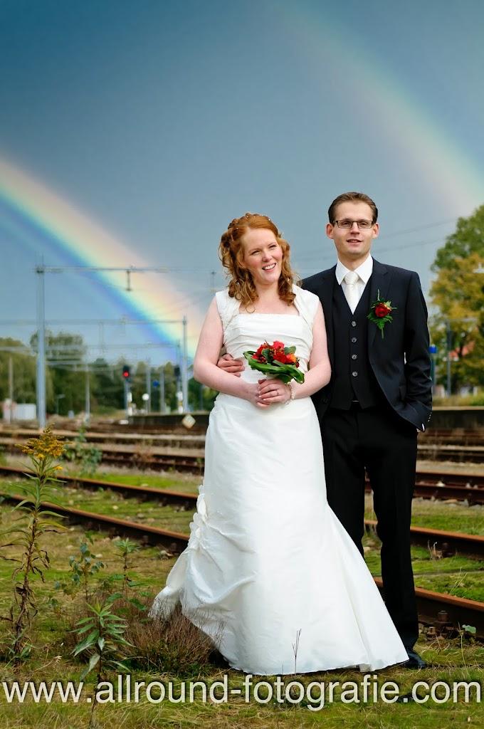 Bruidsreportage (Trouwfotograaf) - Foto van bruidspaar - 153
