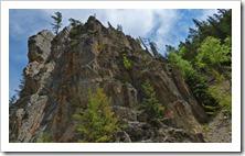 Near or in Kootenay National Park