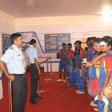 Visit to Aero India-2013, Feb 8, 2013