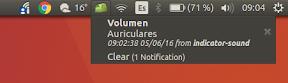Como no perder una sola notificación en Ubuntu - indicador