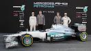 Reveal Mercedes W04 2012