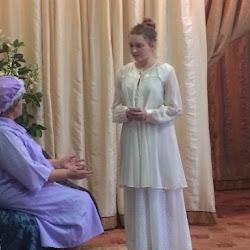 Премьера спектакля «Аз и Ферт, или свадьба с вензелями» Новосельский СДК