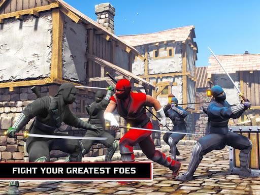 Ninja Battleground Survival 1.14 screenshots 9