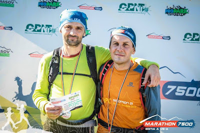 Marathon 7500 pentru a treia oară - echipa Regi şi Pioni