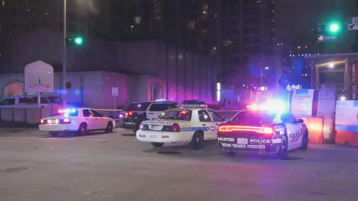 Houston bouncer shot at nightclub