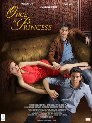 Once A Princess (2014 )