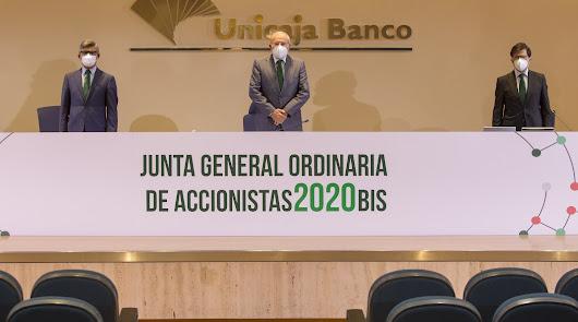 Unicaja ante su fusión: 136 oficinas y 500 empleados en Almería