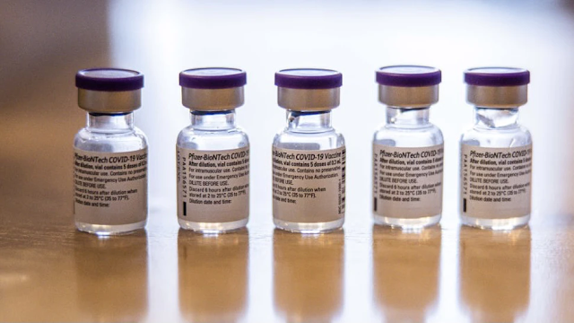 Protection From COVID By Pfizer, Modern Vaccines May Last For Years: Study