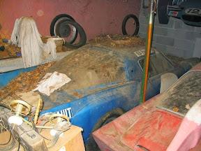 Abandoned Renault Alpine