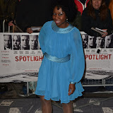 OIC - ENTSIMAGES.COM - Muna Otaru at the  Spotlight - UK film premiere in London 20th January 2015 Photo Mobis Photos/OIC 0203 174 1069
