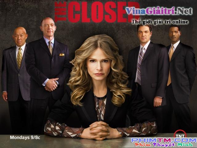 Xem Phim Đội Cảnh Sát Điều Tra Đặc Biệt 2 - The Closer Season 2 - phimtm.com - Ảnh 1