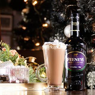 Feeney's Irish Cream Liqueur, Irish cream, Christmas cocktails
