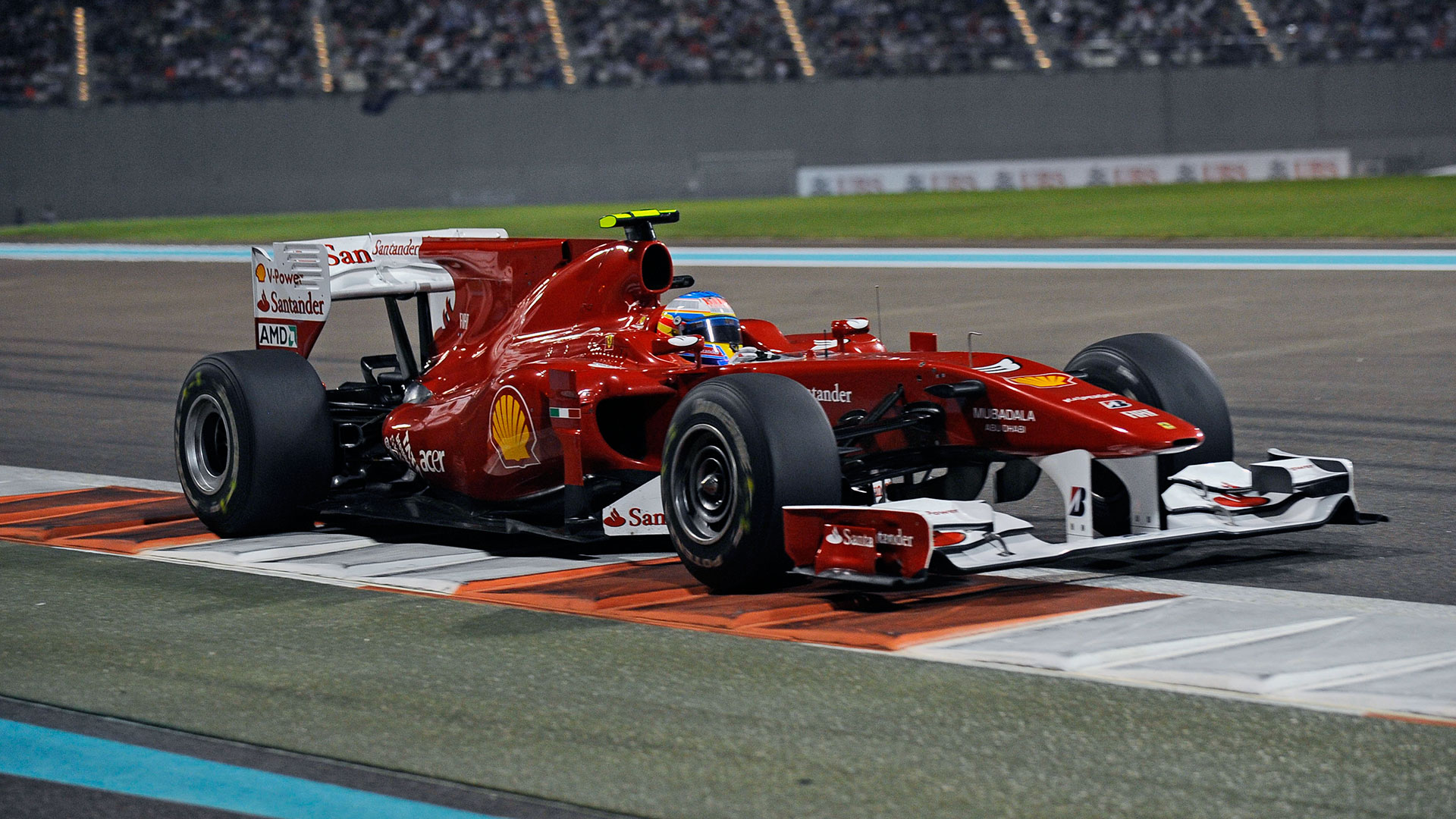 Formula 1 Hd: HD Wallpapers 2010 Formula 1 Grand Prix Of Abu Dhabi
