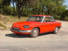 Panhard 1963 24c