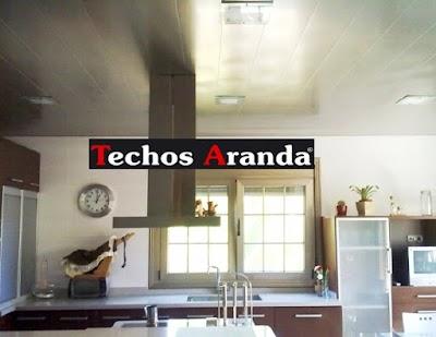 Profesional de techos registrables Madrid