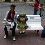 PFC a Uruguay 28: Visita mare Buenos Aires