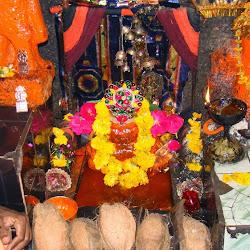 Shree Shani Dev Mandir Hathla