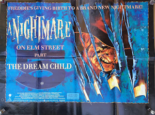 UK Nightmare 5 one sheet #2