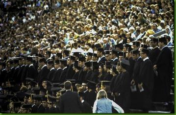 University of Oklahoma Graduation June 1, 1969