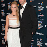OIC - ENTSIMAGES.COM -  Georgie Thompson and Sir Ben Ainslie at the  the BT Sport Industry Awards at Battersea Evolution, Battersea Park  in London 30th April 2015  Photo Mobis Photos/OIC 0203 174 1069